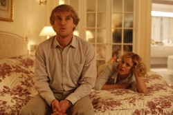 Midnight In Paris: Gil (Owen Wilson) and Inez (Rachel McAdams)