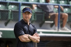 Moneyball: Billy Beane (Brad Pitt)