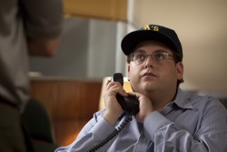 Moneyball: Peter Brand (Jonah Hill)