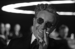 Dr Strangelove (Peter Sellers)