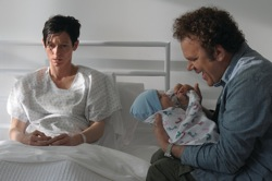 We Need to Talk About Kevin: Eva (Tilda Swinton) and Franklin (John C. Reilly)