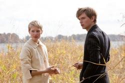 Restless: Annabel (Mia Wasikowska) and Enoch (Henry Hopper)