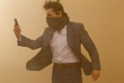 Mission: Impossible - Ghost Protocol: Ethan Hunt (Tom Cruise)