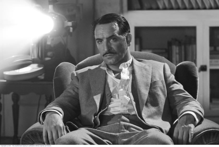 The Artist: George Valentin (Jean Dujardin)