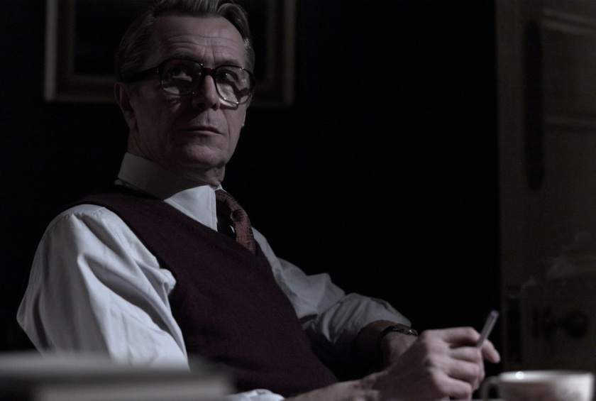 Tinker Tailor Soldier Spy: George Smiley (Gary Oldman)