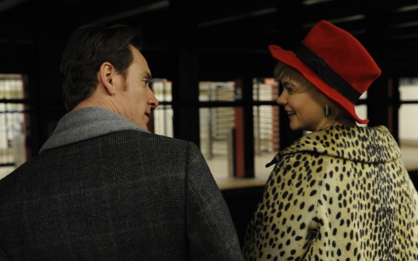 Shame: Brandon Sullivan (Michael Fassbender) and Sissy Sullivan (Carey Mulligan)