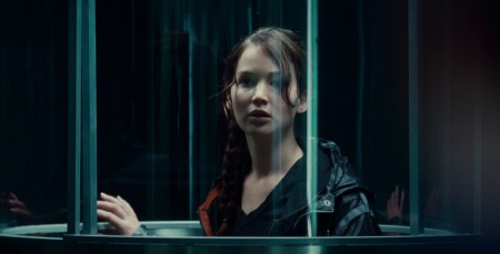 The Hunger Games: Katniss Everdeen (Jennifer Lawrence)
