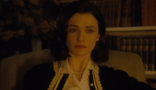 The Deep Blue Sea: Hester Collyer (Rachel Weisz)