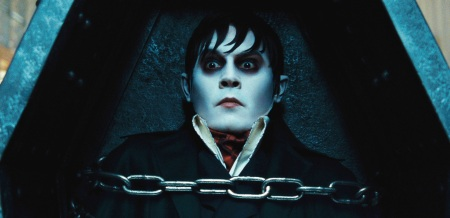 Dark Shadows: Barnabas Collins (Johnny Depp)
