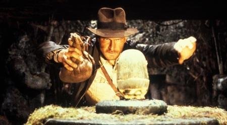 Raiders of the Lost Ark: Indiana Jones (Harrison Ford)
