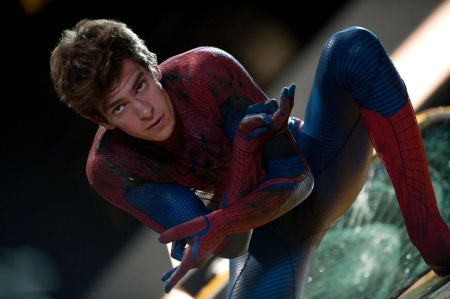 Spider-Man / Peter Parker (Andrew Garfield)