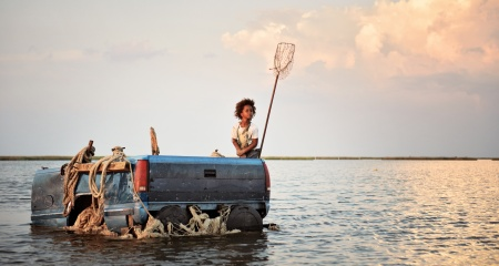 Beasts of the Southern Wild: Hushpuppy (Quvenzhané Wallis)