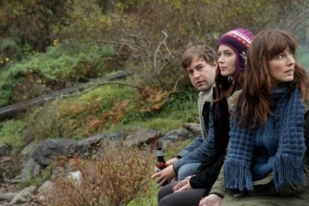 Your Sister's Sister: Jack (Mark Duplass), Iris (Emily Blunt) and Hannah (Rosemarie DeWitt)