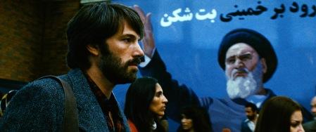 Argo: Tony Mendez (Ben Affleck)