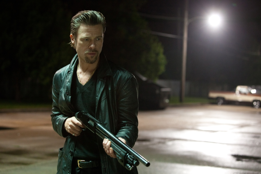 Killing Them Softly: Jackie Cogan (Brad Pitt)