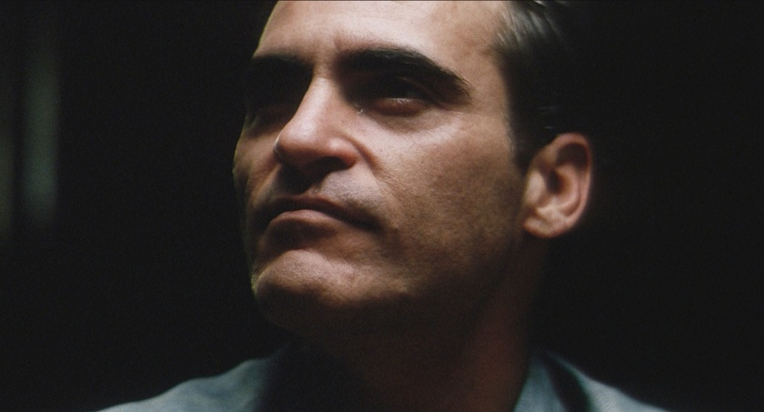 The Master: Freddie Quell (Joaquin Phoenix)
