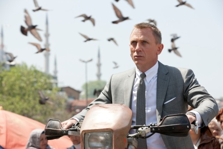 Skyfall: James Bond (Daniel Craig)