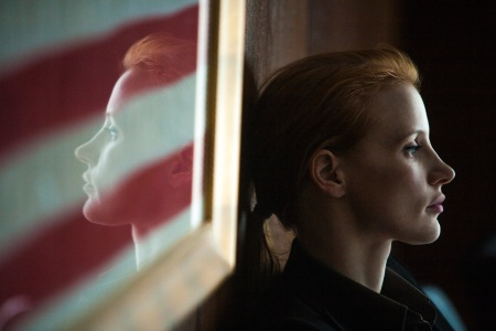 Zero Dark Thirty: Maya (Jessica Chastain)