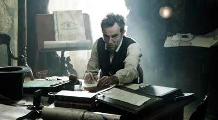 Abraham Lincoln (Daniel Day-Lewis)