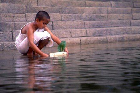 Water: Chuyia (Sarala Kariyawasam)
