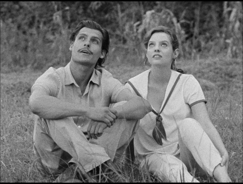 Tabu: Ventura (Carloto Cotta) and Aurora (Ana Moreira)