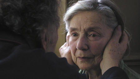 Amour: Anne (Emmanuelle Riva)