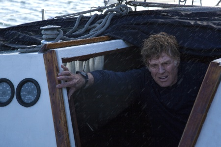 Robert Redford as Our Man