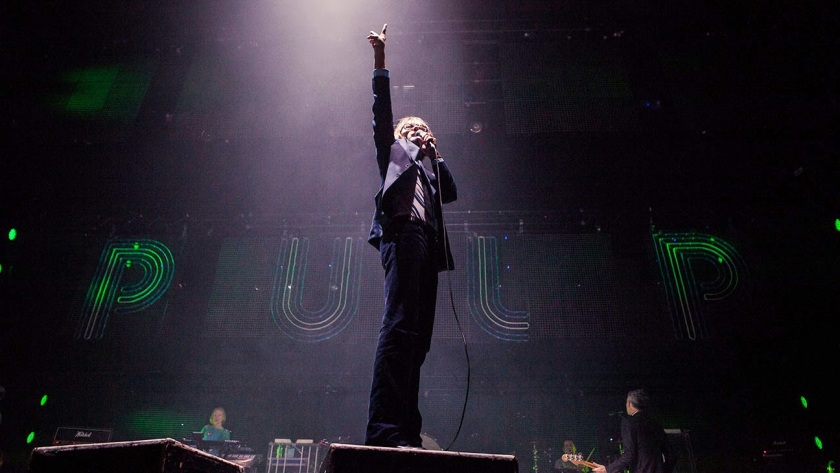 Jarvis Cocker in Pulp: a Film About Life, Death & Supermarkets