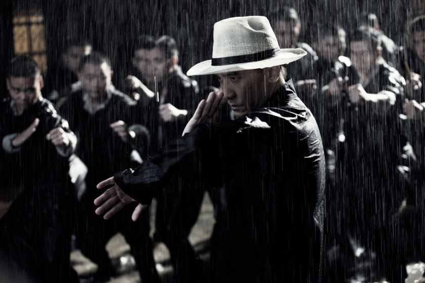 Tony Leung as Ip Man in The Grandmaster