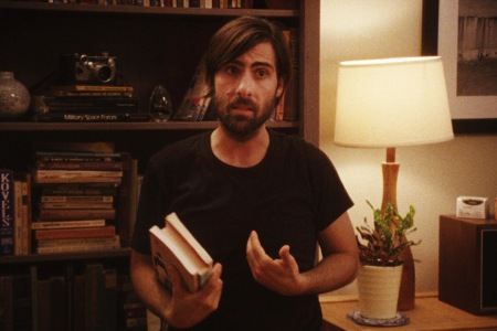 Jason Schwartzman as Philip Lewis Friedman in Listen Up Philip