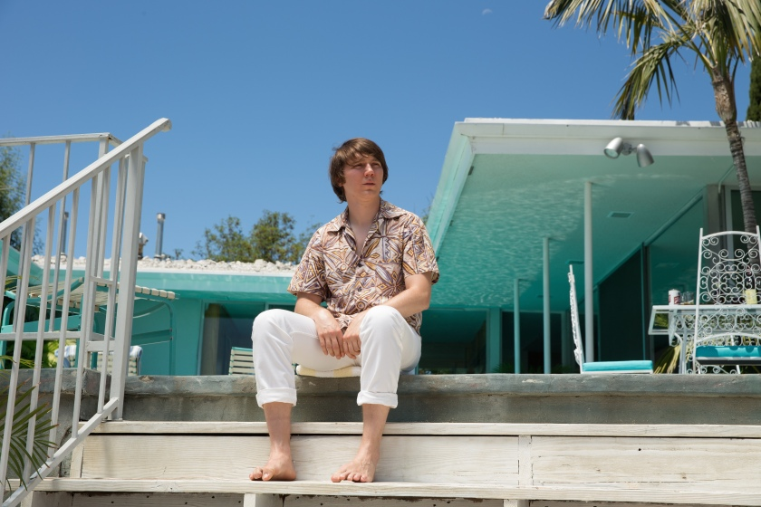 Paul Dano as Brian Wilson in Love & Mercy