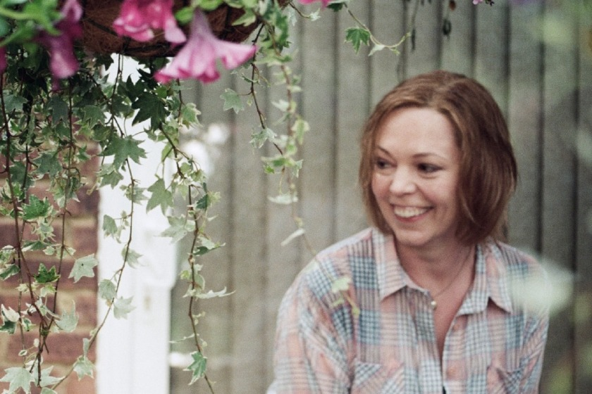 Olivia Colman as Julie in London Road
