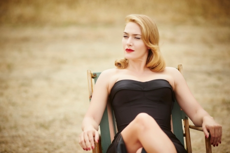 Kate Winslet as Myrtle 'Tilly' Dunnage in The Dressmaker